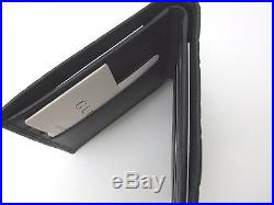 AUTHENTIC Gucci Men's Guccissima Leather Bifold Wallet, Black, 260987 NEW