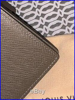 Brand New Authentic Louis Vuitton Men's Multiple Wallet Colour is Oural! NICE