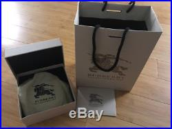 Burberry Haymarket Small Bifold Wallet. NWT Authentic