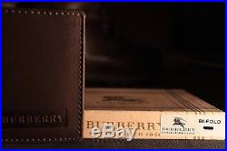 Burberry Wallet Genuine Leather
