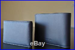 Coach 1941 Collection Rocket Ship 3-in-1 Wallet Glovetanned Leather #55303 $250