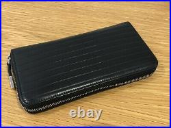 Dior Homme Mens Long Wallet Kris Van Assche Or Hedi Slimane With Box And Bags