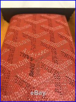 Goyard Bifold Wallet For Men Authentic in great condition