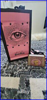 Gucci Garden EXCLUSIVE from Florence, Italy Gucci leopard-design cardholder