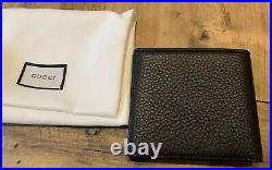 Gucci Mens Wallet Brand New In Box