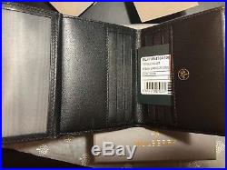 a39677b148 ... ireland mens mulberry trifold wallet in black croc leather new boxed  100 genuine b92f8 39458