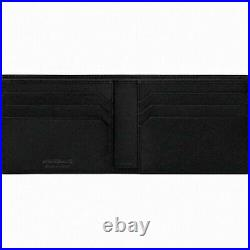 Mont Blanc 113215 Sartorial Mens Bifold Natural Leather Wallet Tracking
