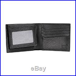 Montblanc 4810 Westside Men's Small Leather Wallet 11CC With View Pocket 114690