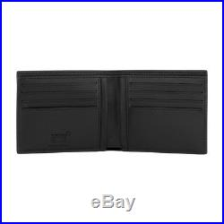 Montblanc Extreme Men's Small Leather Wallet 8CC 111144