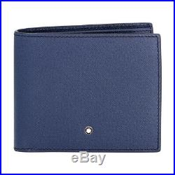 Montblanc Sartorial Men's Small Leather Wallet 6CC 113213