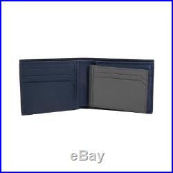 Montblanc Sartorial Men's Small Leather Wallet & Removable Card Holder 116332