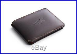 Volterman Bifold Brown Smart Wallet Most Powerful Wallet