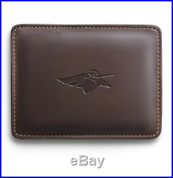 Volterman Bifold Wallet + Initials Engraving